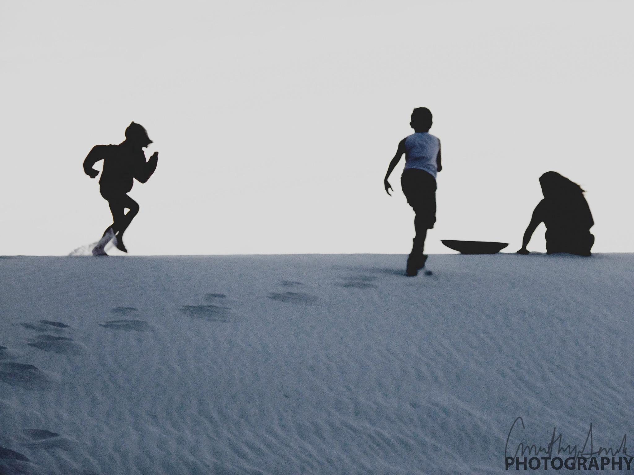 White Sands Dune